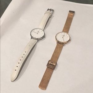 Daniel Wellington watch Duo